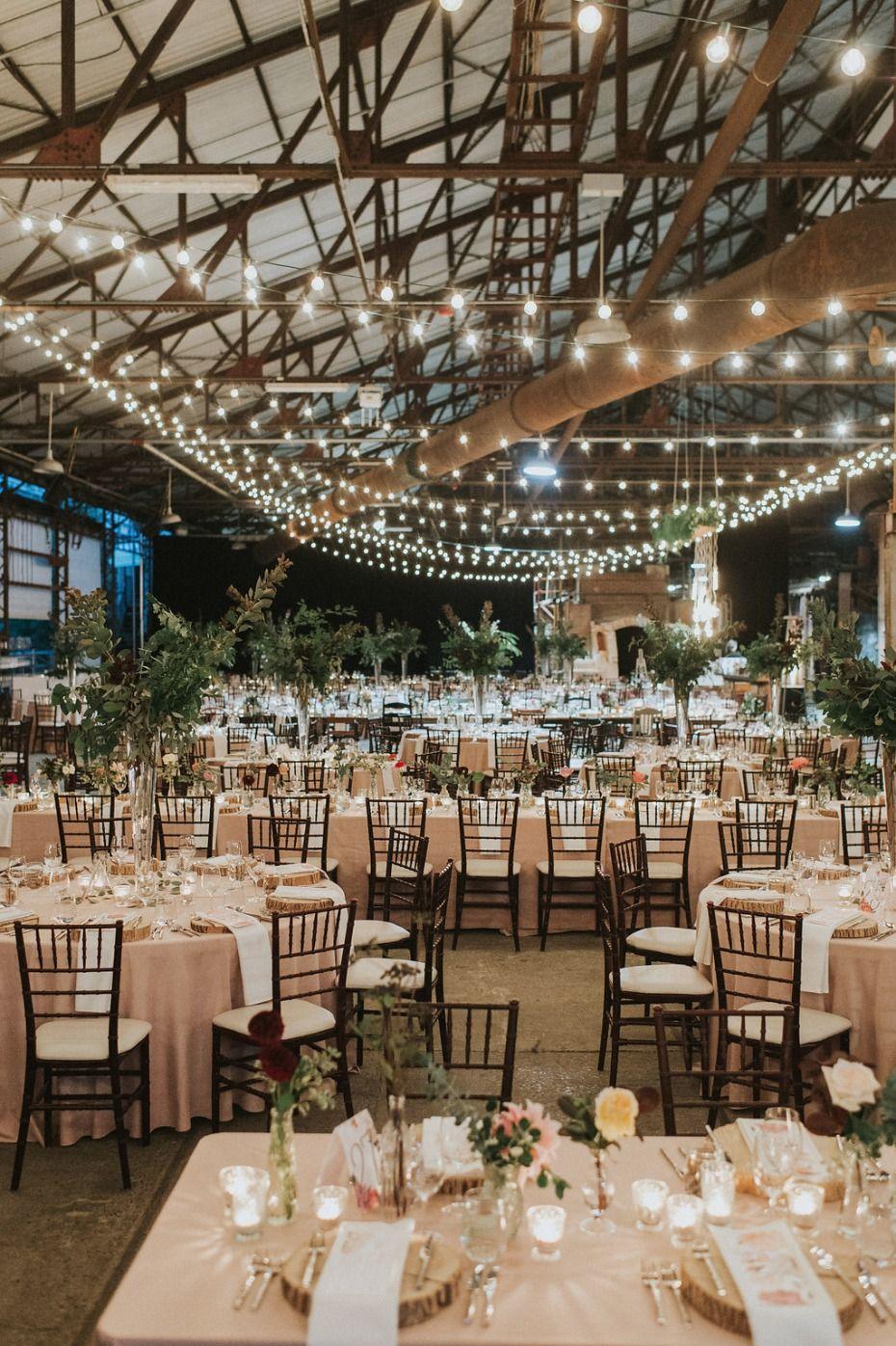 100 Person Wedding Venue