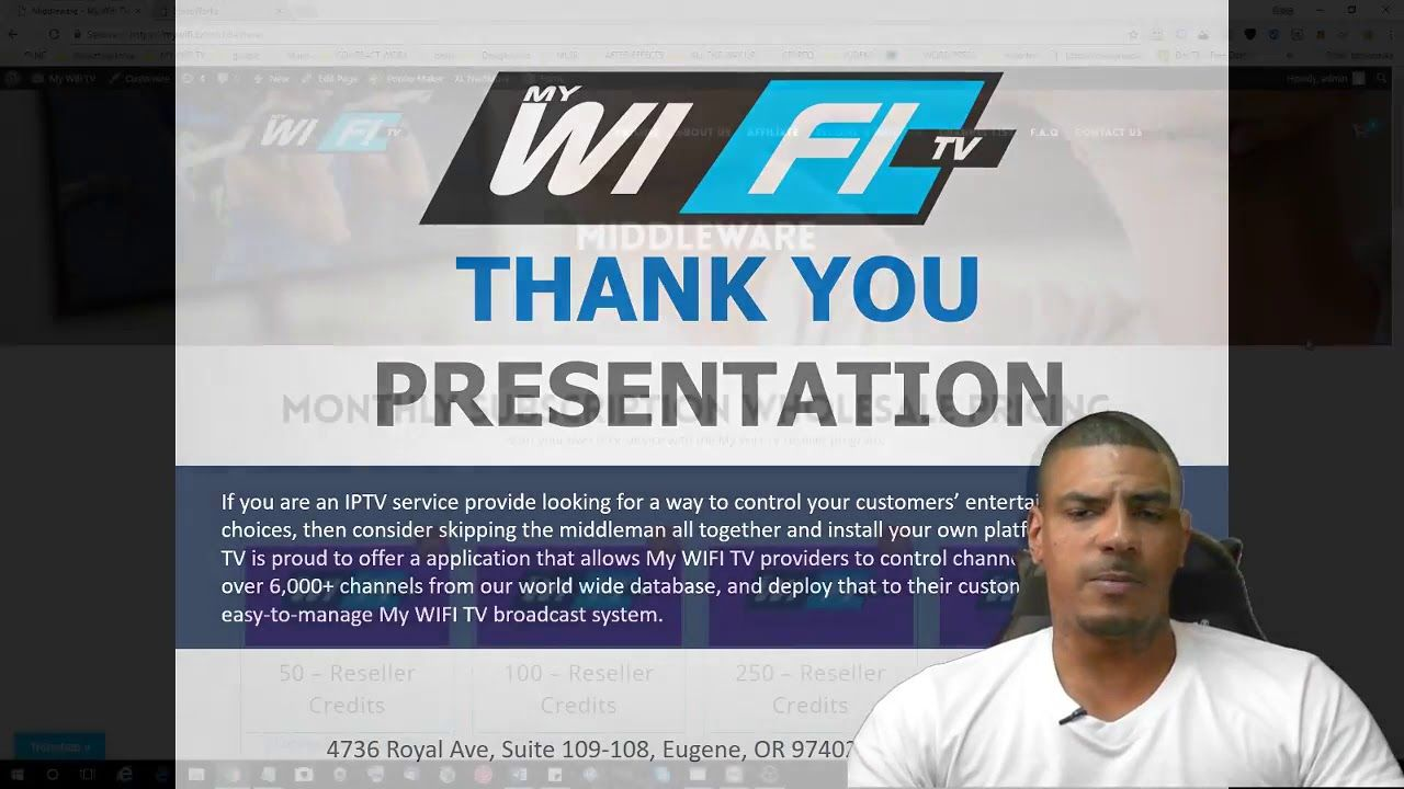 White Label Iptv Service Start An Tv Business With Mywifi Tv