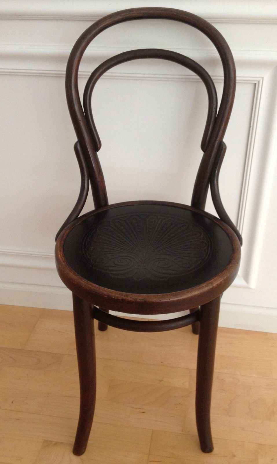 Classic Bentwood Chairs Bistro Parlor Thonet Stamp Mazowia