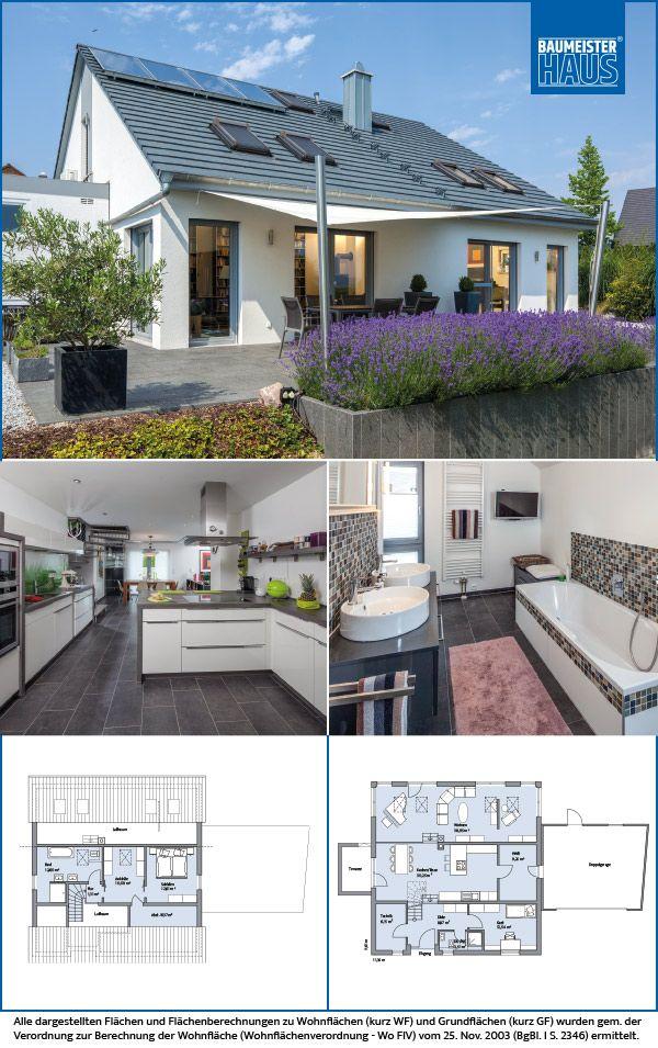 haus opitz hochmoderne split level bauweise auf ca 163 m2 das klassische satteldachhaus der. Black Bedroom Furniture Sets. Home Design Ideas