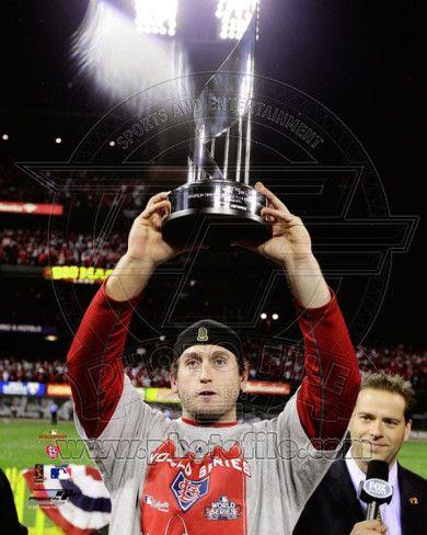 David Freese World Series Mvp