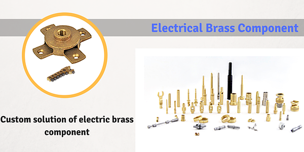 Industrial Electrical Brass Components India