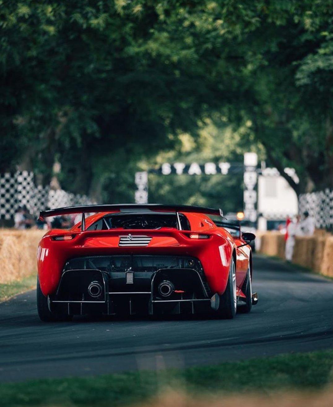 P80 C 1of1 Ferrari Motores Modelos
