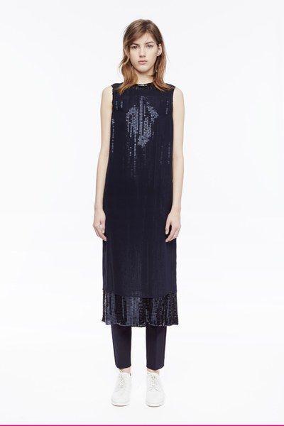 5e0a4d0981b6 DKNY Resort 2016 Fashion Show | F-black | Fashion, Fashion show a ...