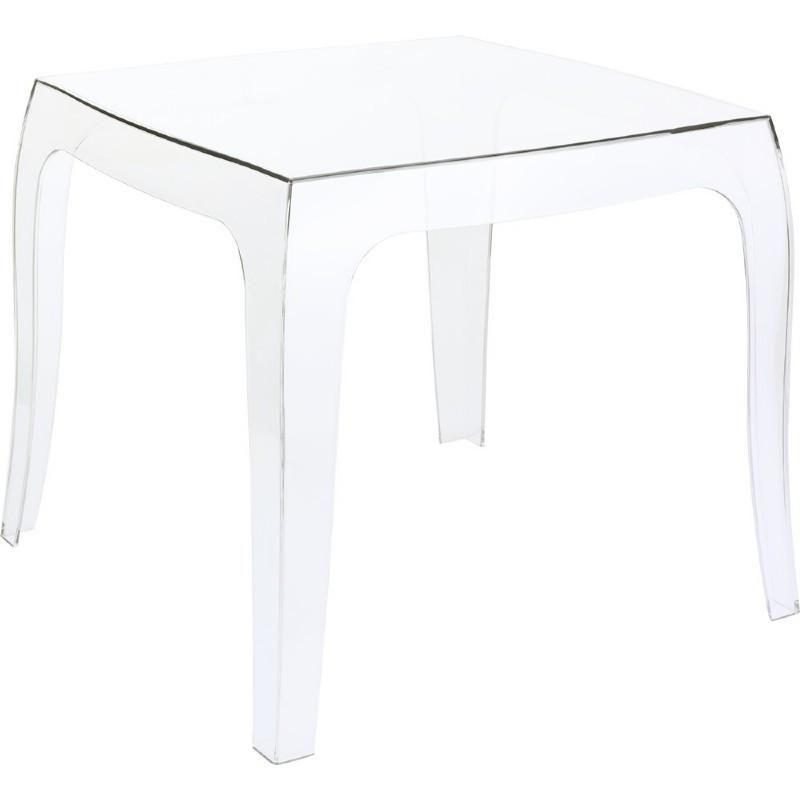 Queen Polycarbonate Side Table