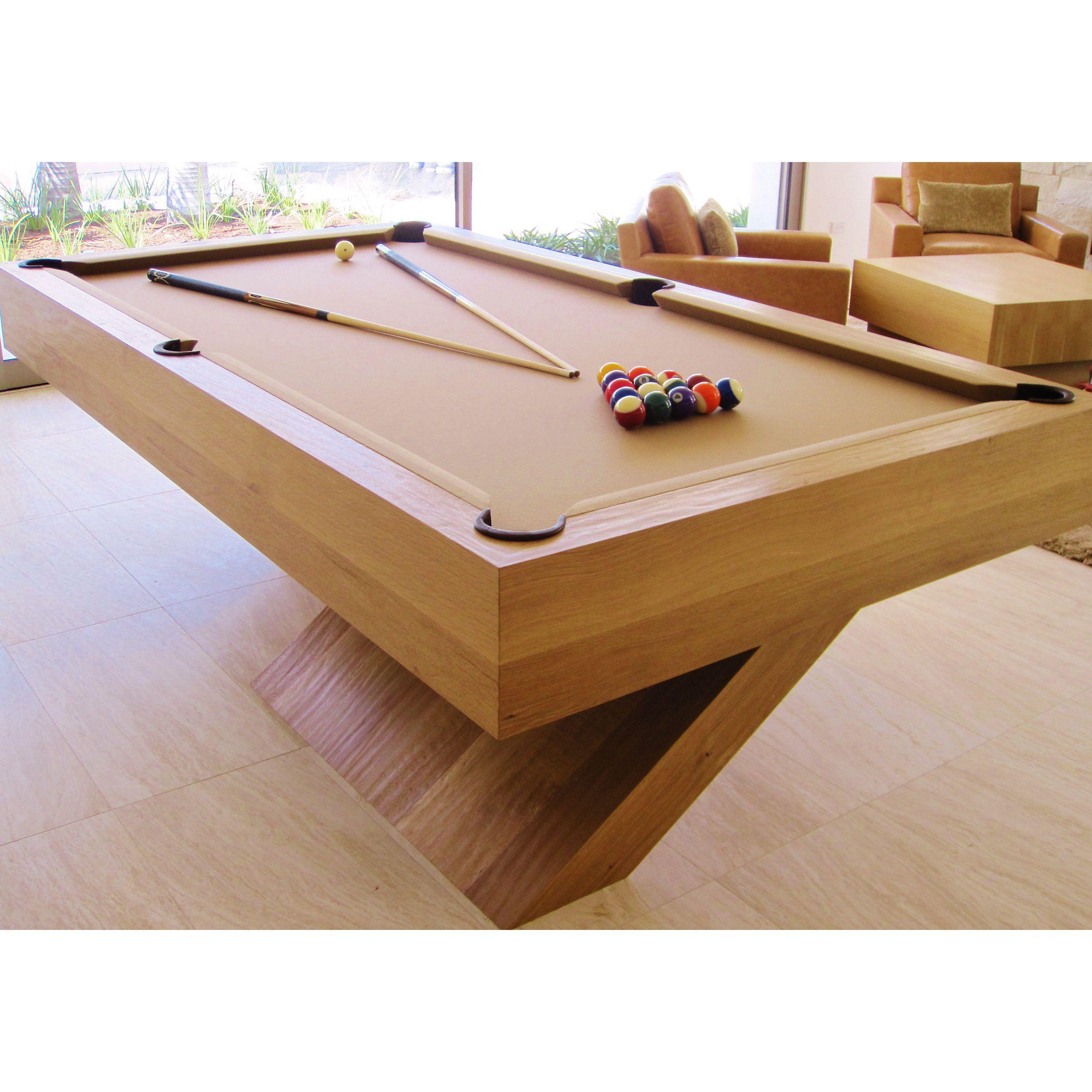 X Base Pool Table Pool Table Modern Pool Table Modern Pools