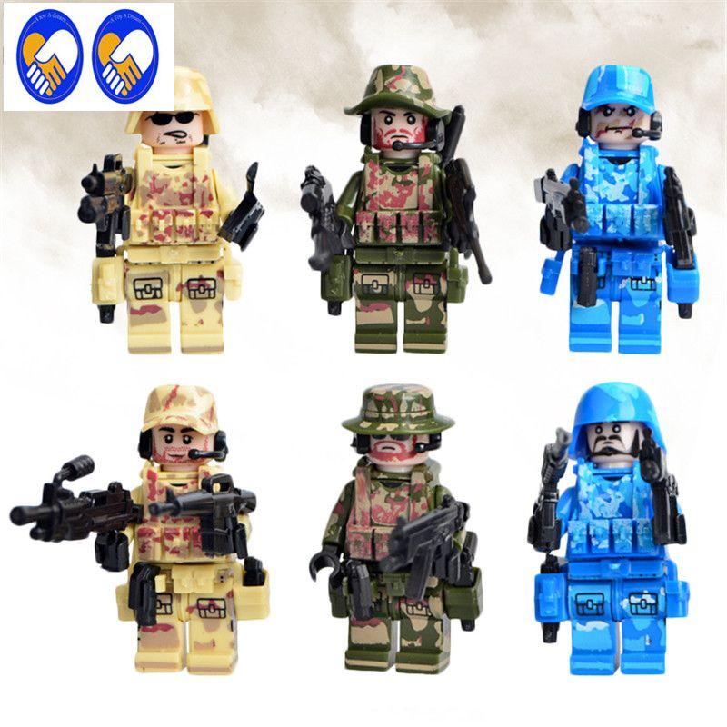Autocollants Pour Lego Decals-Guerre mondiale 2 WW2, WW11, WWII