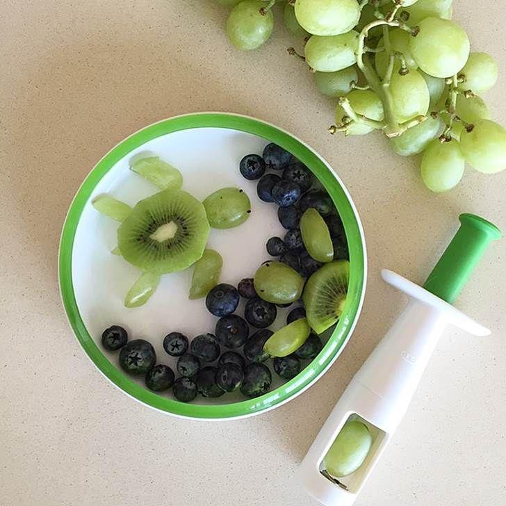 「OXO TOT Grape Cutter,」的圖片搜尋結果