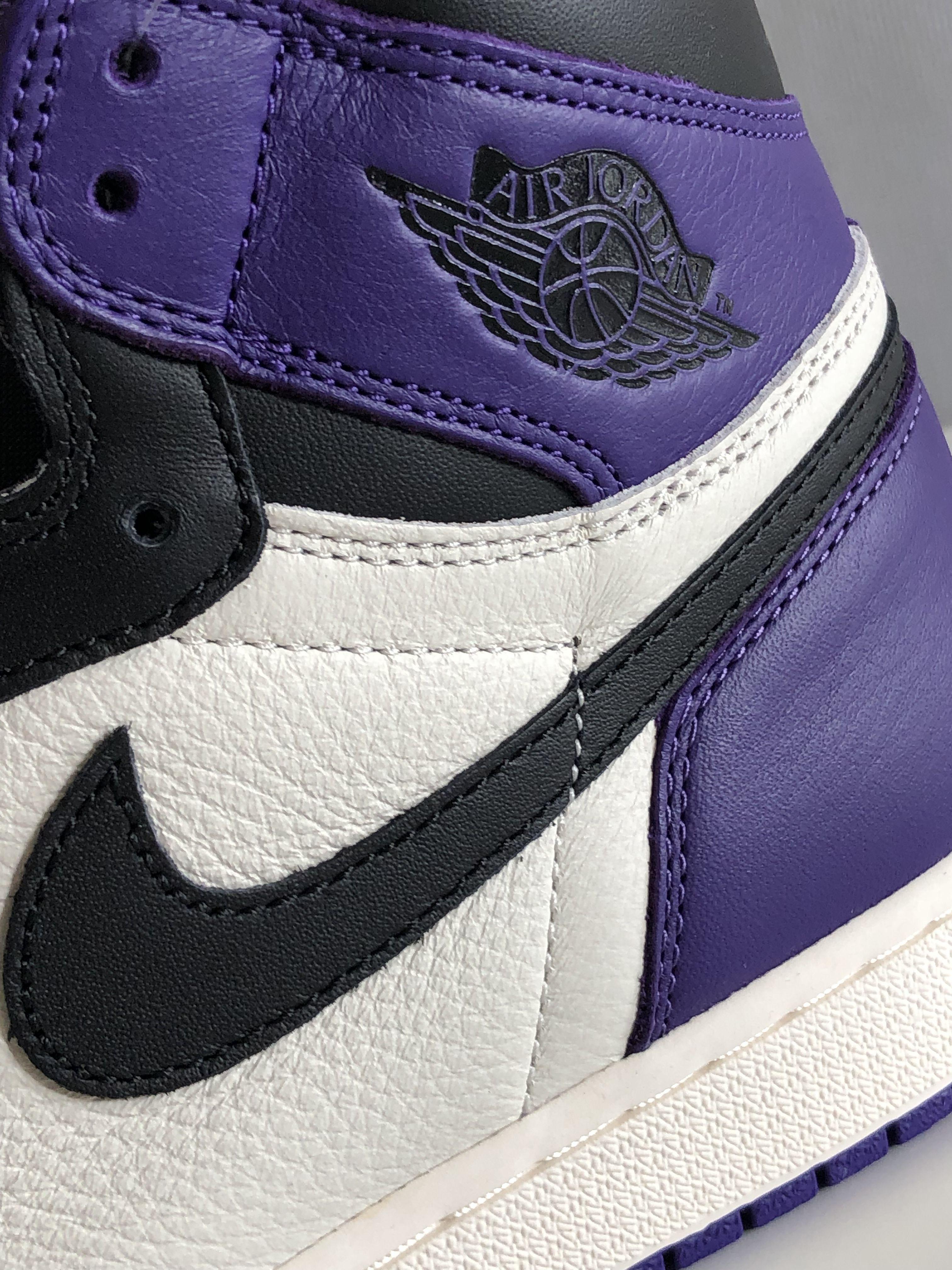 Jordan 1 Retro High Court Purple Jordan 1 Retro High Air