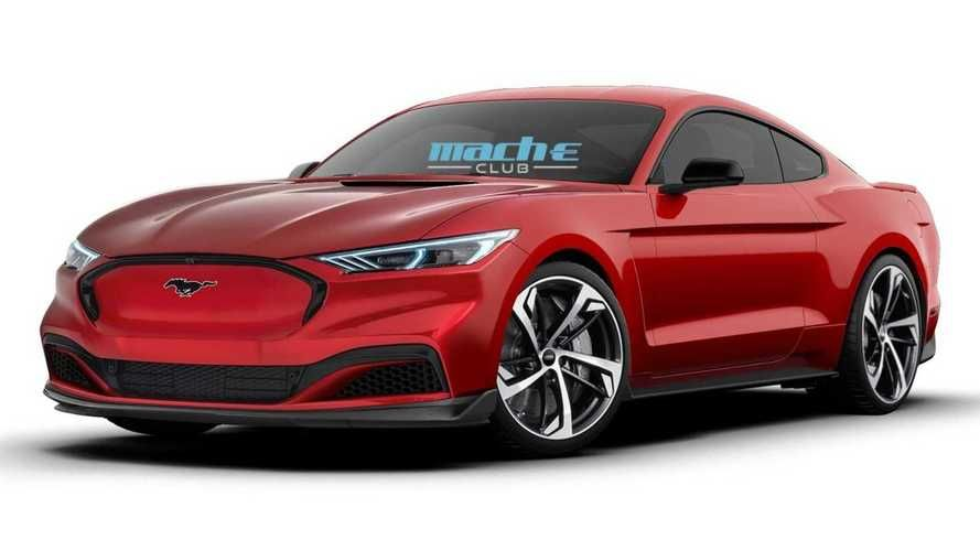 New Ford Mustang Could Offer V8 Hybrid Power And All Wheel Drive