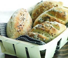 Receita Pão integral com sementes por Equipa Bimby - Categoria da receita Massas lêvedas