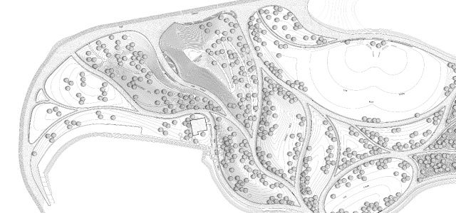 West 8 Urban Design & Landscape Architecture / projects / Governors Island The Hills