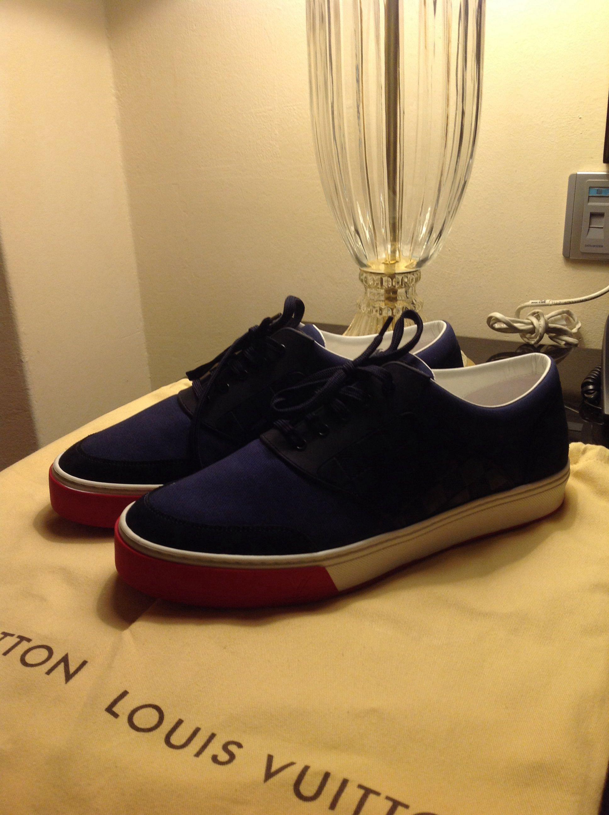 Louis Vuitton Men shoes Spring/summer 2014