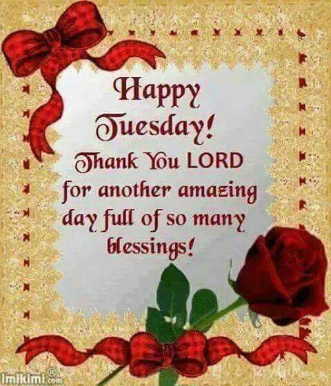 Tuesday Morning Greetings | Happy Tuesday! Pictures, Photos, And Images For  Facebook .