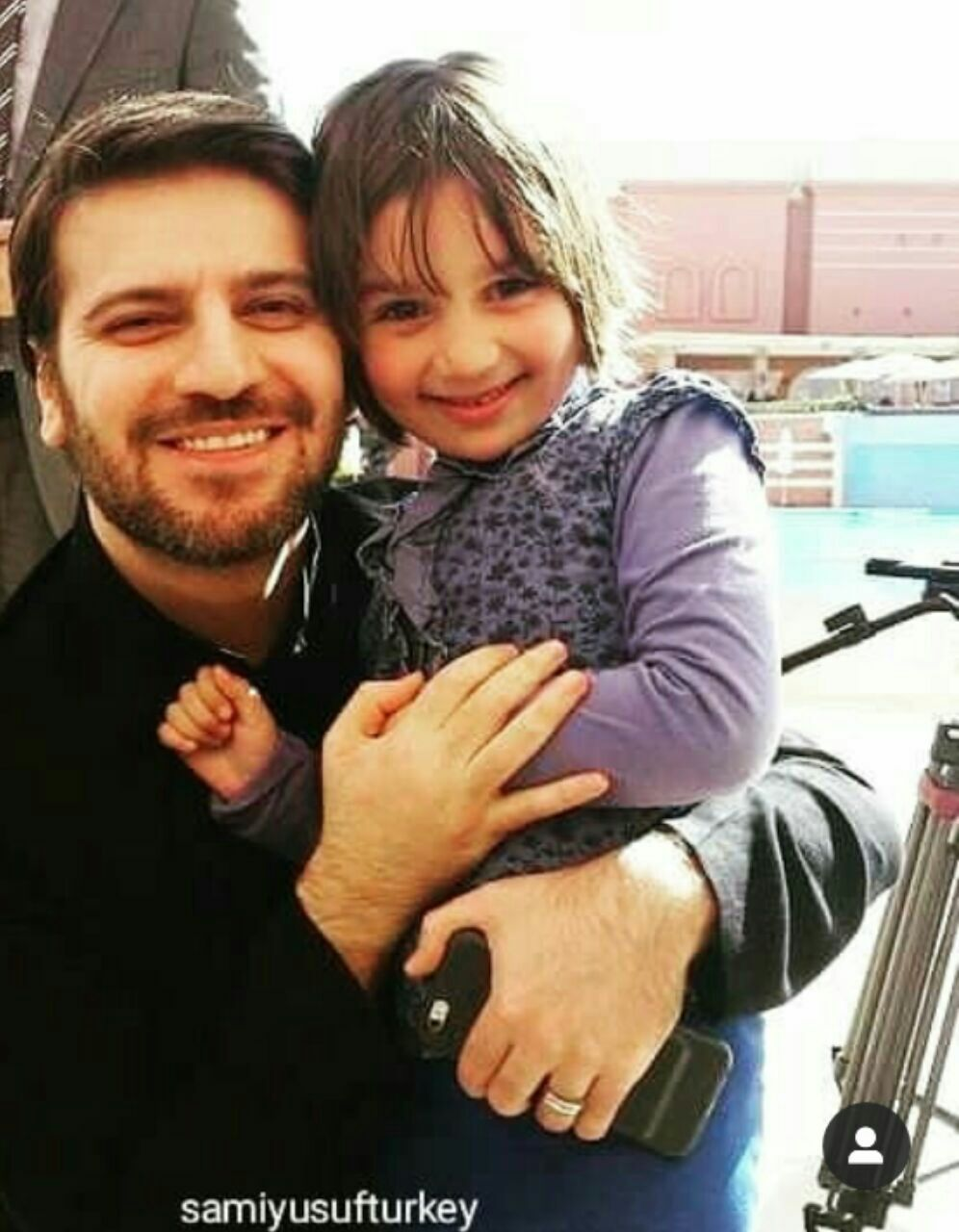 Yusuf family pics sami Stunning Lifestyle
