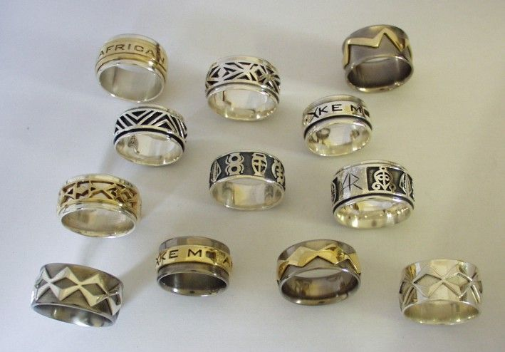african wedding google search - African Wedding Rings