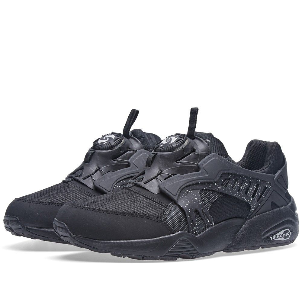 Out First Look At The Trapstar x Puma Disc Blaze