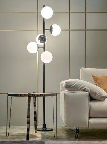 Lindas y modernas lamparas de pie para salon o living | Salones de ...