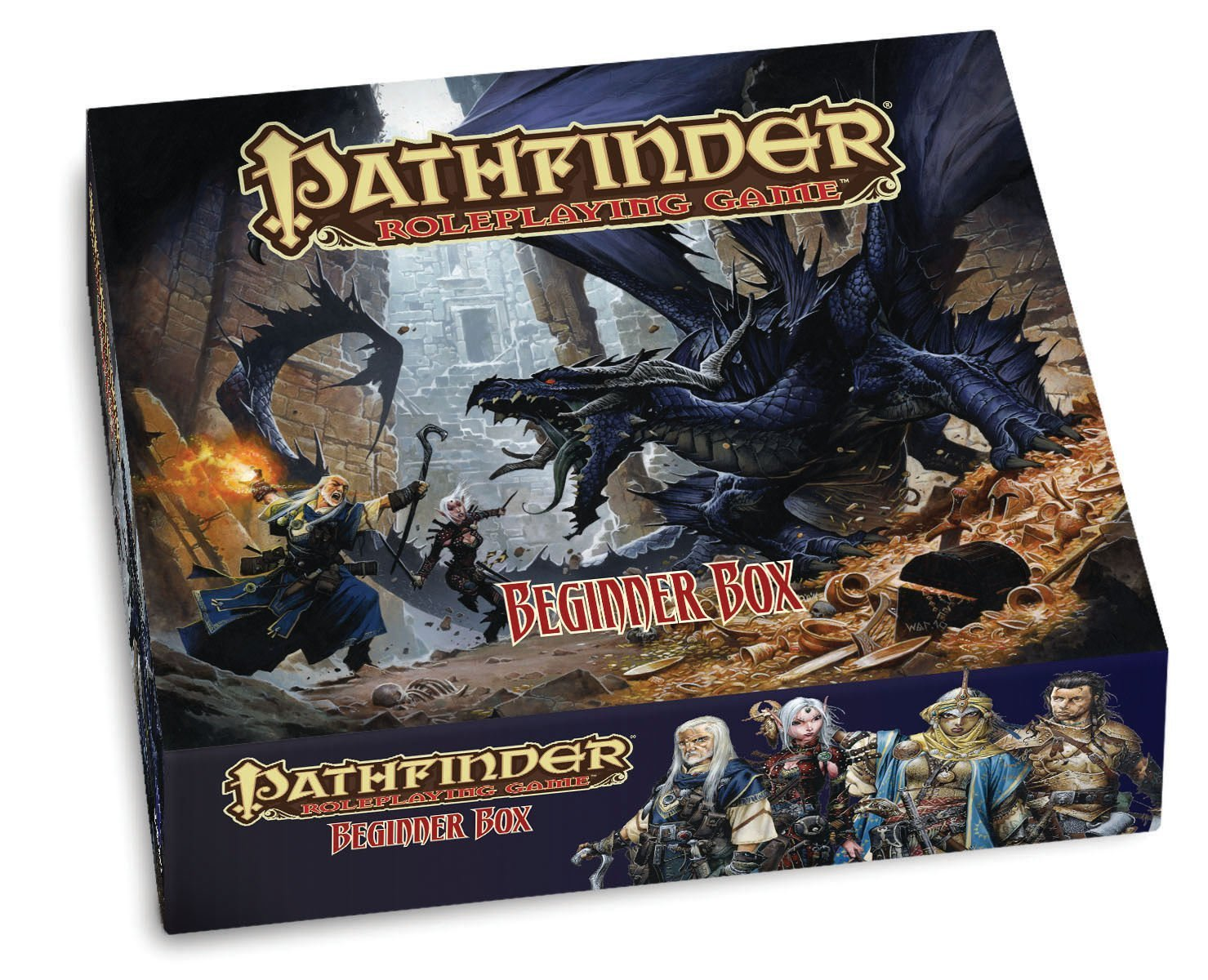 Pathfinder Beginner Box Pathfinder rpg, Dungeon master's