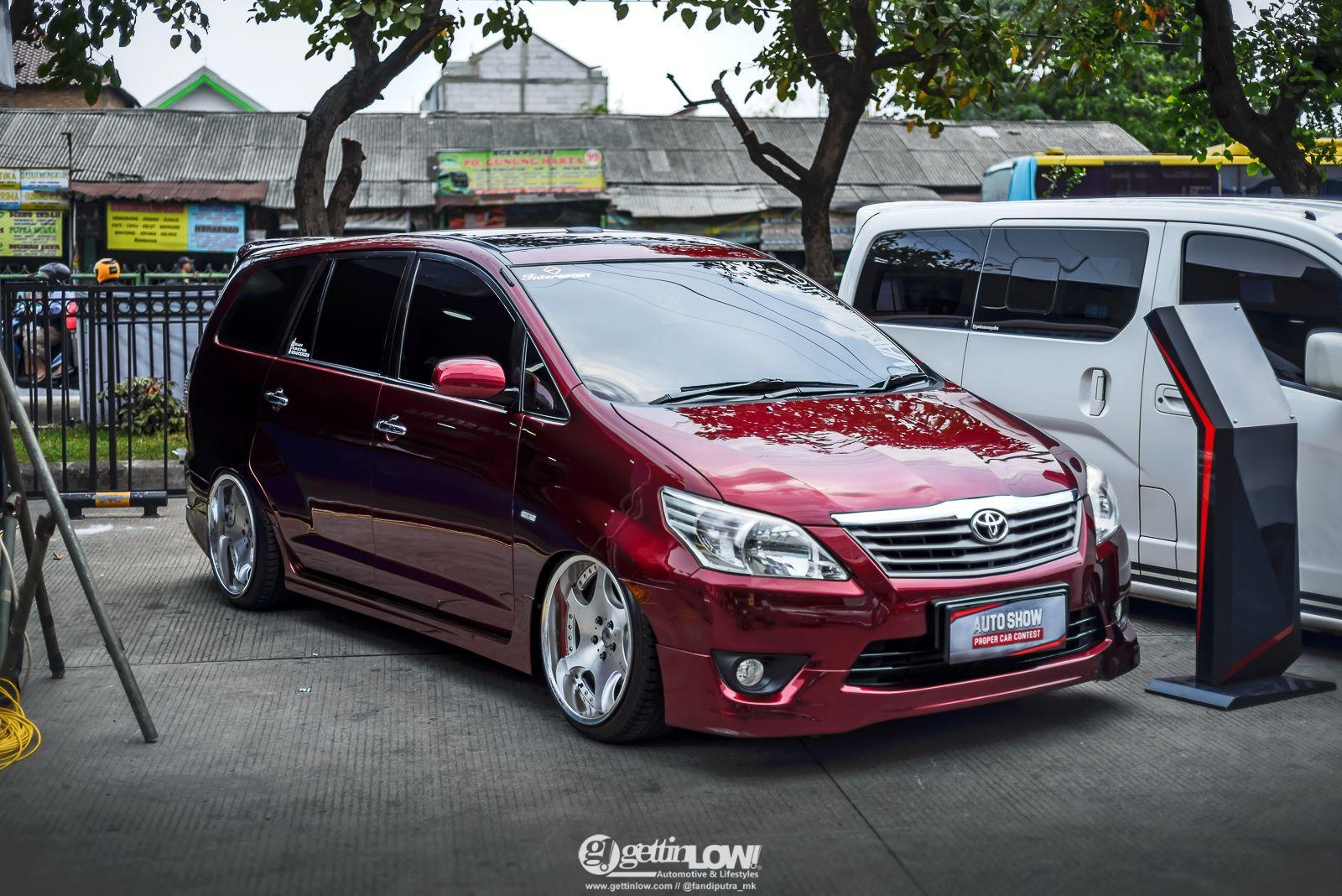 Intersport Autoshow Proper Car Contest 2018 Di Cimanggis Square Depok Modifikasi Mobil Mobil Retro