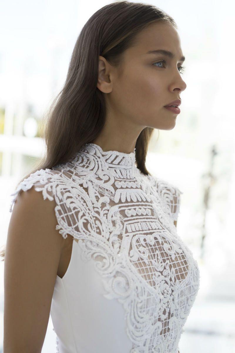 White dress bridal - Nurit Hen 2017 White Palace Couture Bridal Collection Wedding Dress Www Elegantwedding