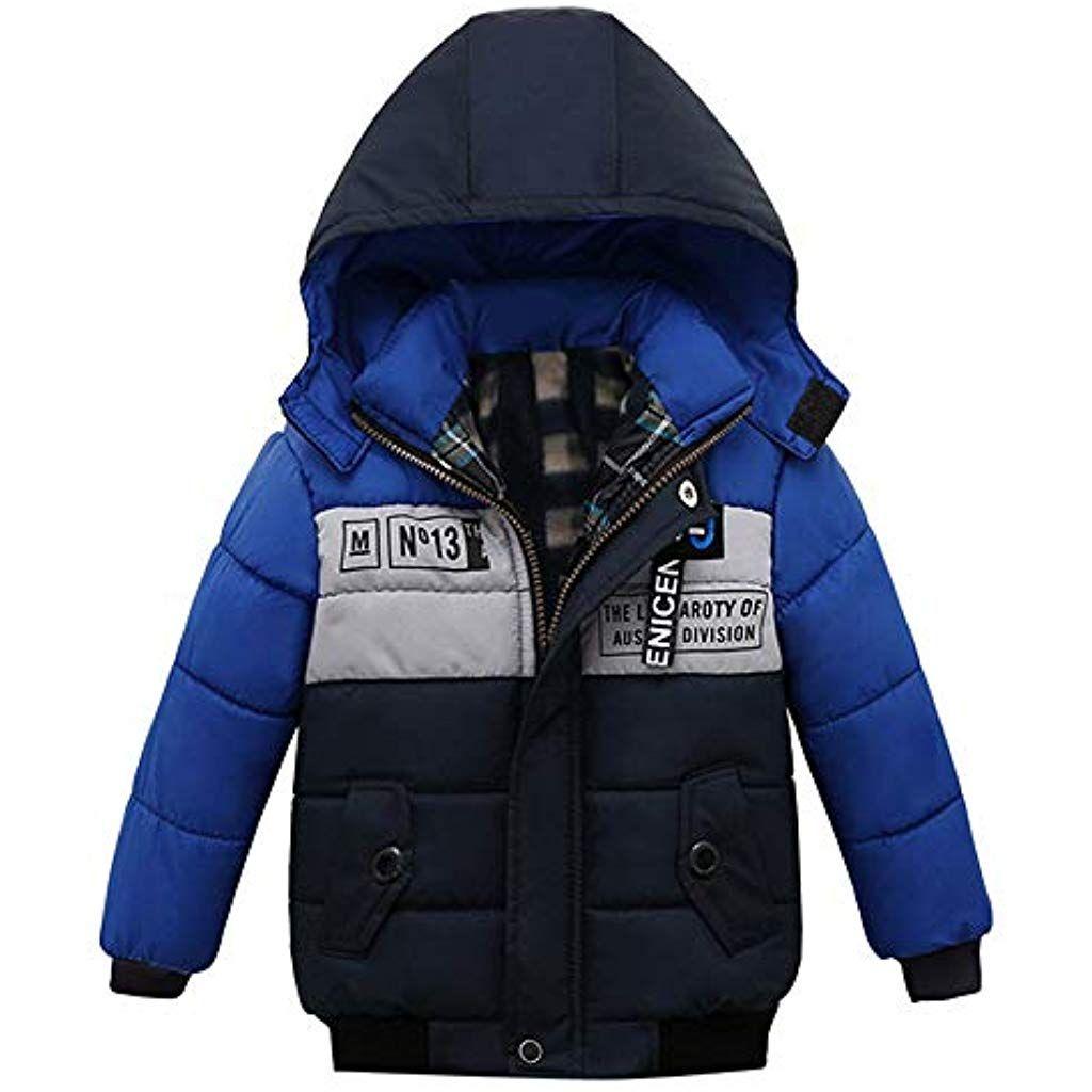 Fashion Boys Spring Camping Rain Jacket Hooded Rainwear With Reflective Stripe Waterproof Ski Coat 2 4 Years C Baby Boy Jackets Winter Baby Boy Warm Outerwear [ 1024 x 1024 Pixel ]