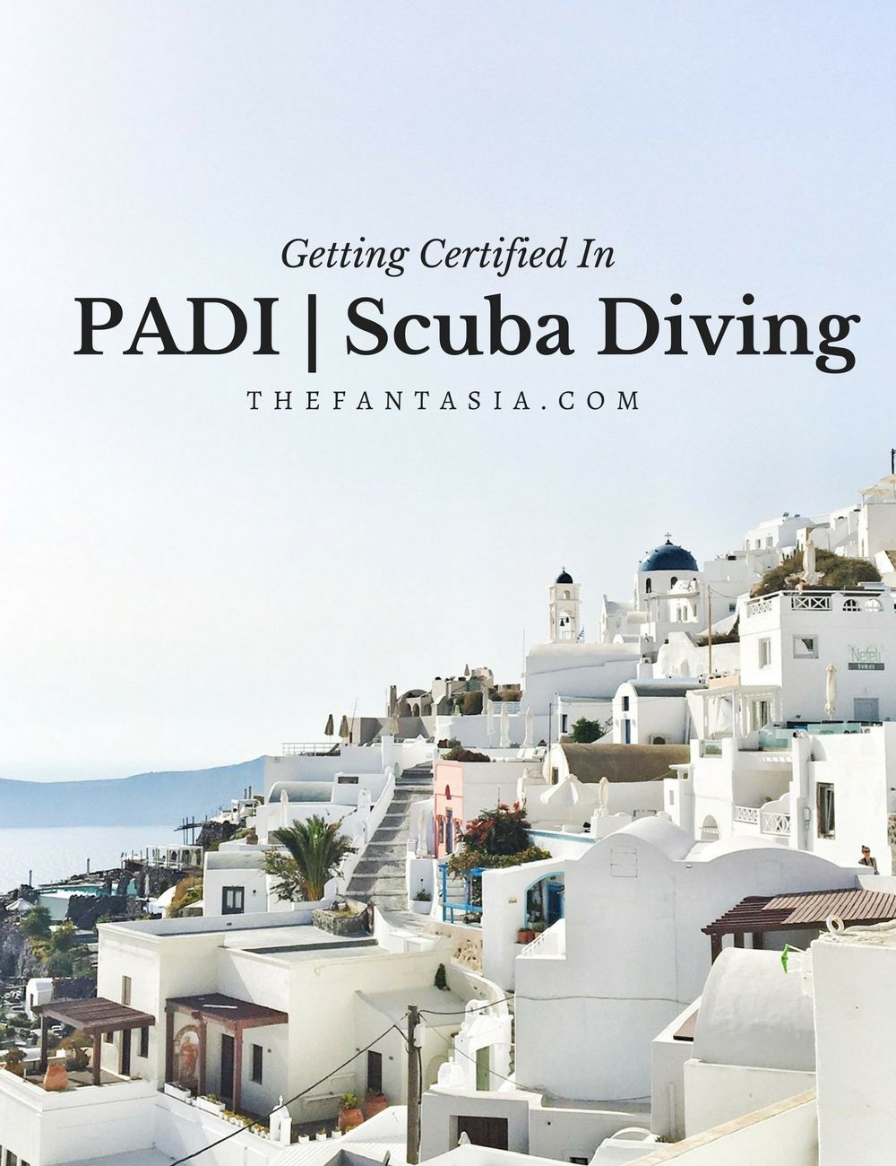 Padi Certification Places To Go Solo Travel Travel Inspiration