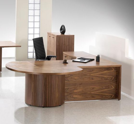 Fulcrum Professional Desk With Conference Extension