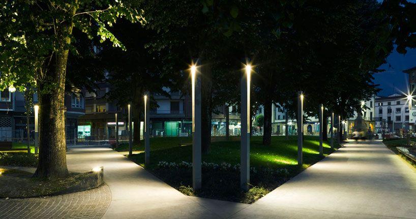 B Lux S Brand New Street Light Street Light Landscape Lighting Landscape Design