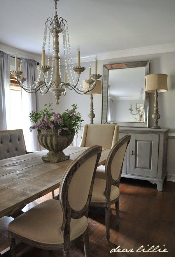 25 ideas creativas para decorar tu casa al estilo r stico - Casa al rustico ...