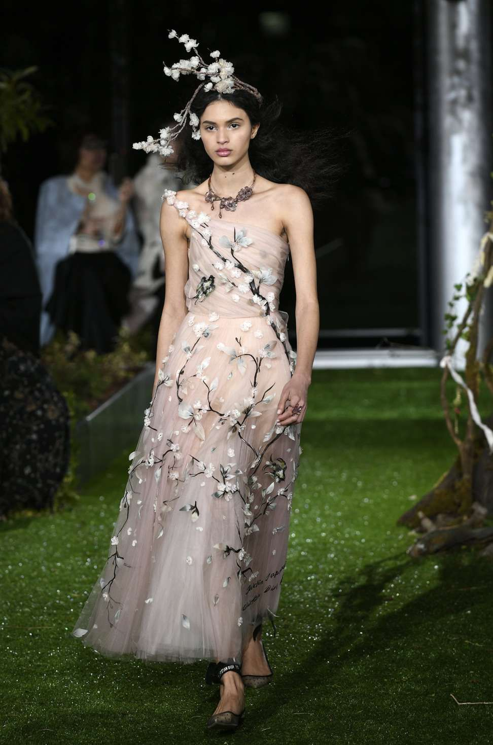 Christian Dior's spring-summer 2017 haute couture collection by ...