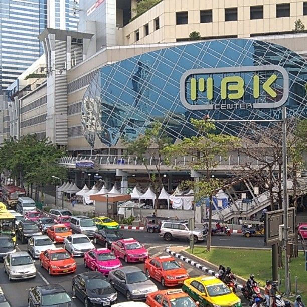 MBK sehr empfehlenswert für Shopping (skytrain station national stadium) #mahboonkrong #mbk #bangkok