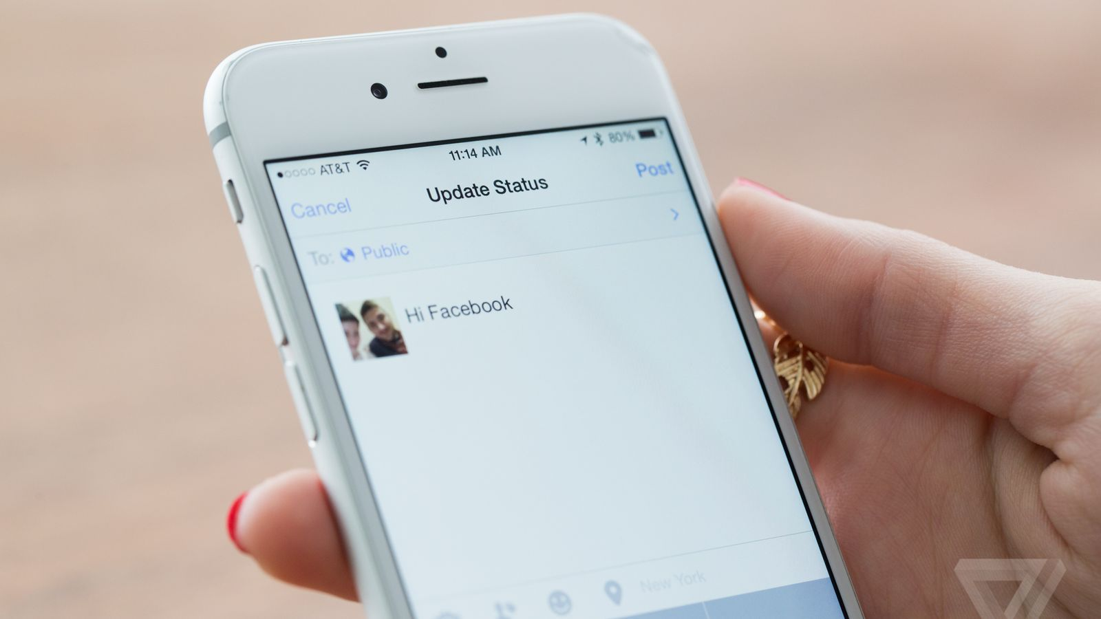 Facebook admits that its app is draining your iPhone's battery | The Verge