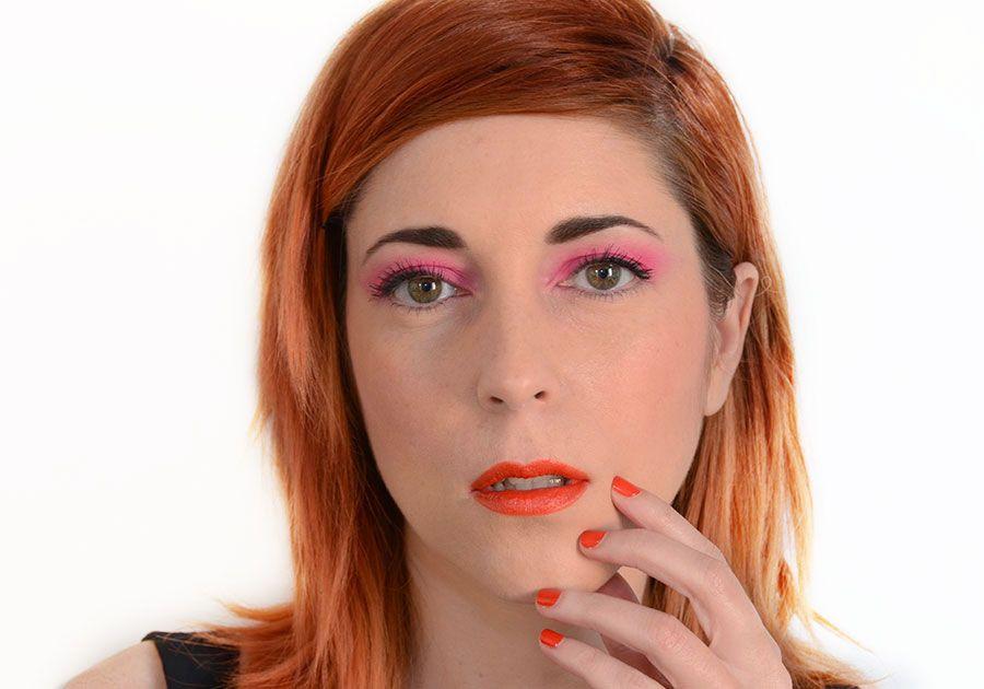 Makeup Face2Face pop makeup