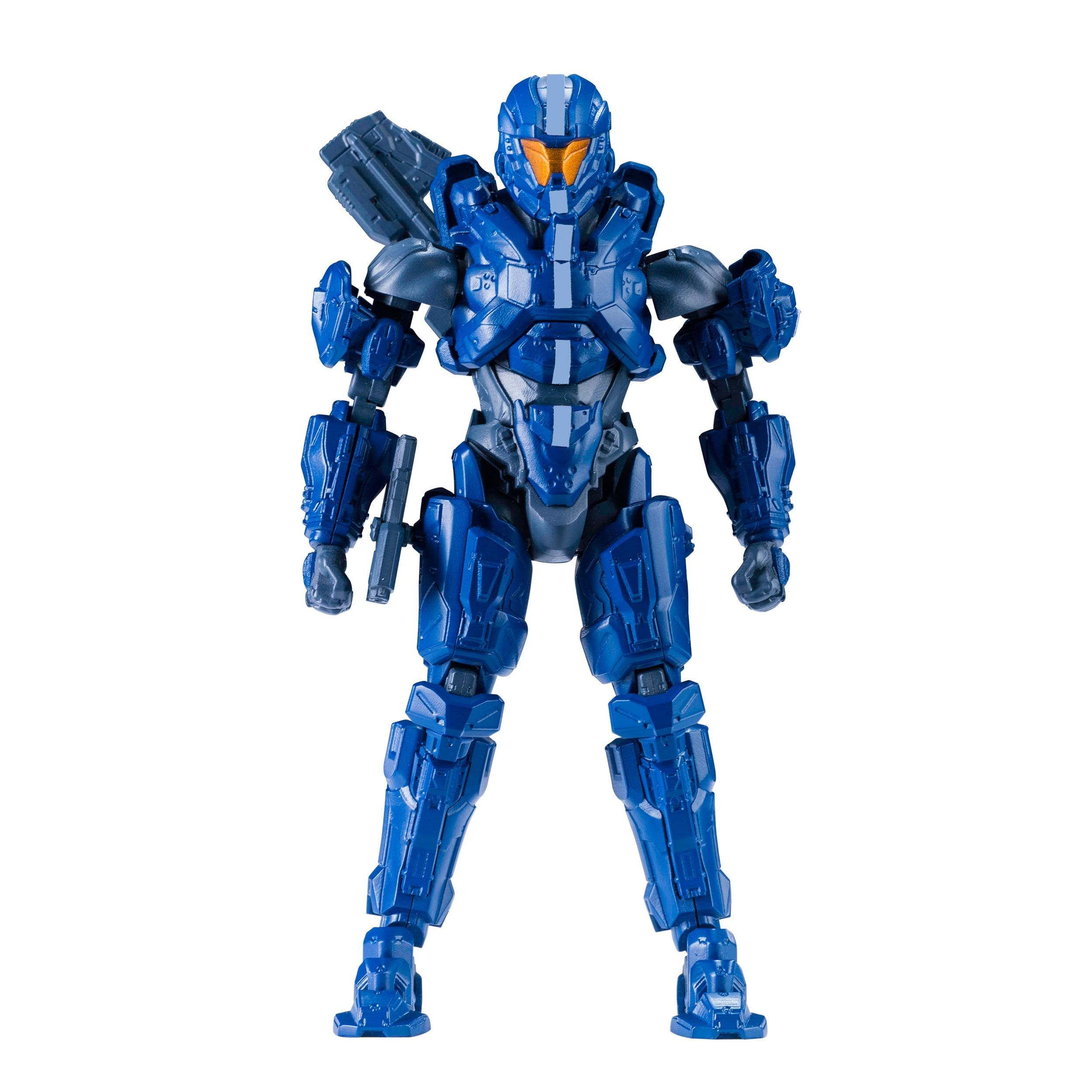 Bandai SpruKits Halo Spartan Gabriel Throne Action Figure