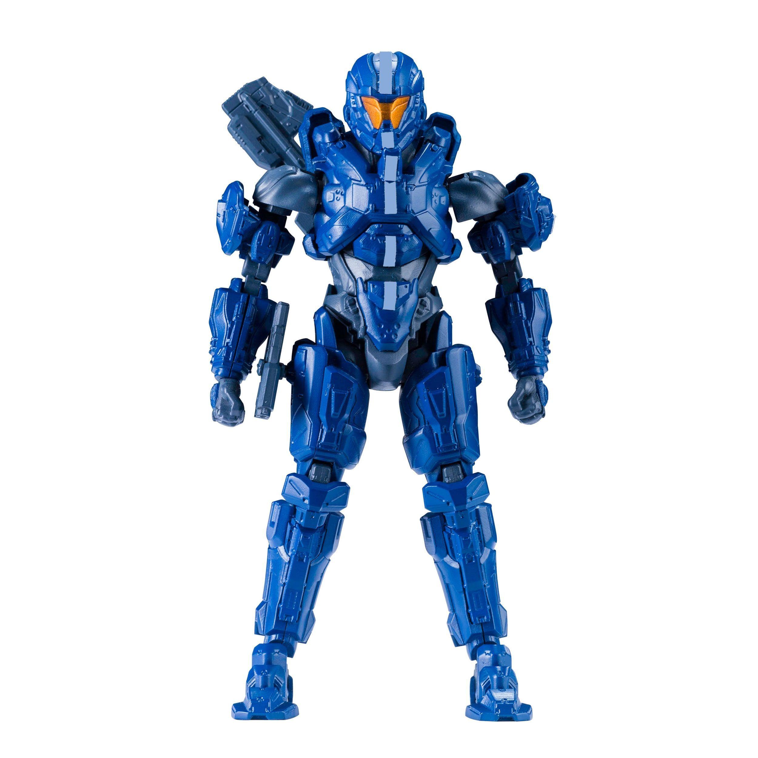 Bandai SpruKits Halo Spartan Gabriel Throne Action Figure