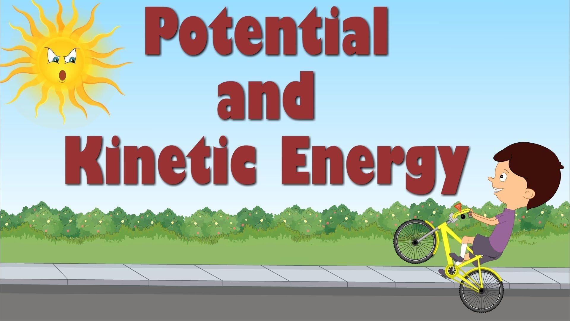 6 Official Potential And Kinetic Energy Di Dengan