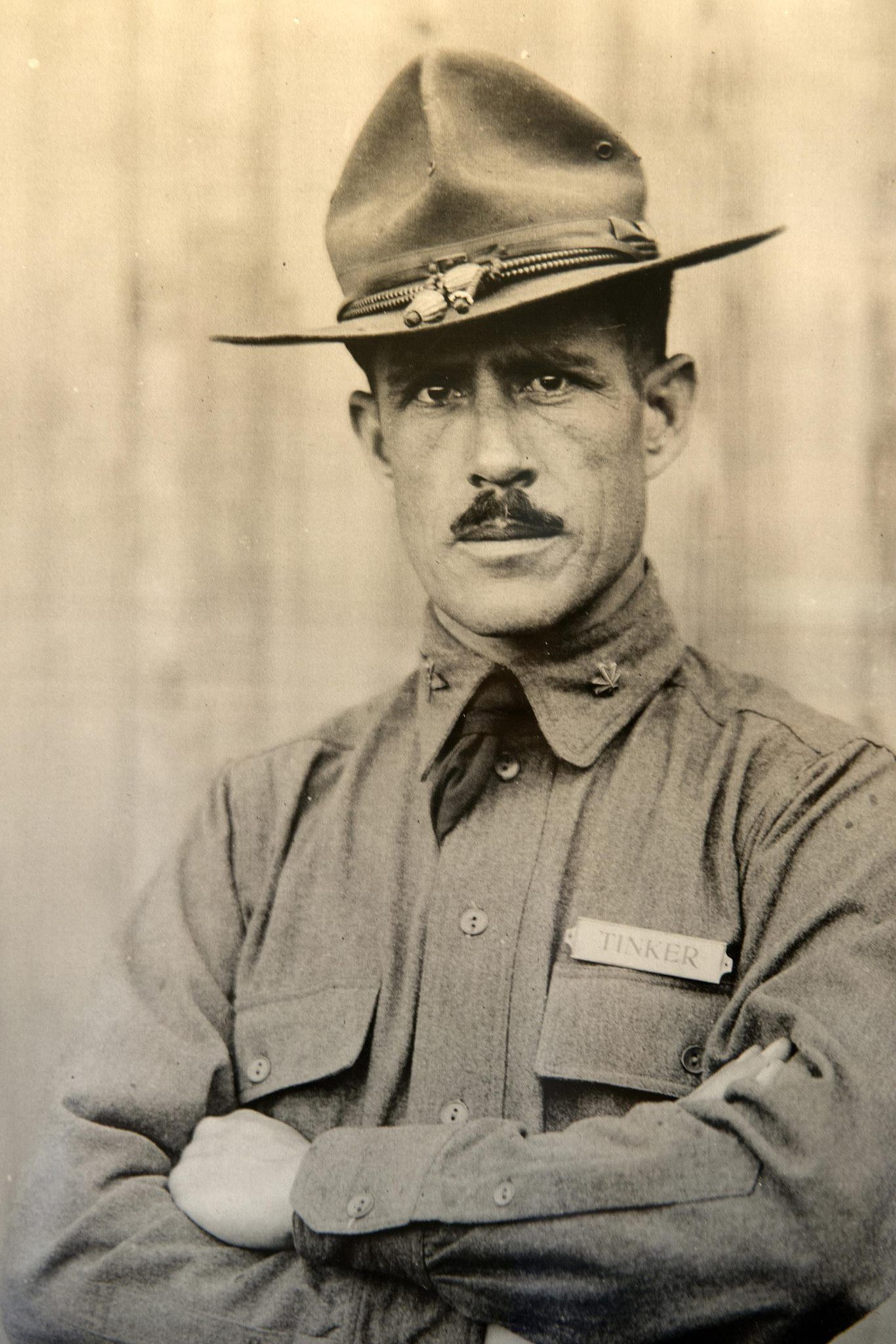 Maj. Gen. Clarence L. Tinker was the highest ranking