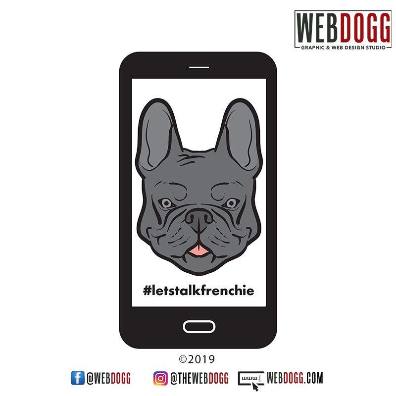 French Bulldog Breeder Logo Design Let S Talk Frenchie Logo