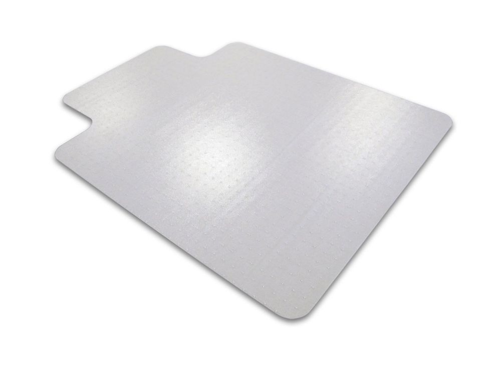 Floor mats for office chairs carpet desk computer clear 47
