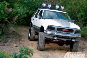 131 0906 02 Z May 2009 4x4 Trucks 1996 Gmc Jimmy 4x4 Trucks 4x4 Ford Bronco