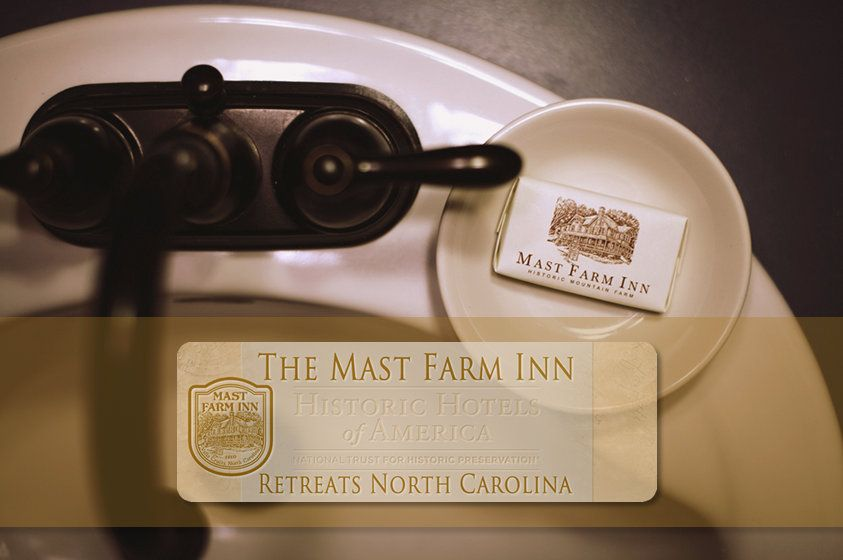 Lodging • http://www.mastfarminn-retreats.com/lodging • An overviews of the different lodging options available at The Mast Farm Inn. For retreats, our roomiest historic house, The Granary, is included as part of your package. Select lodging in one of our historic farmhouse rooms, new or restored historic cottages, or cabins. Lodging included at special group rates in package.