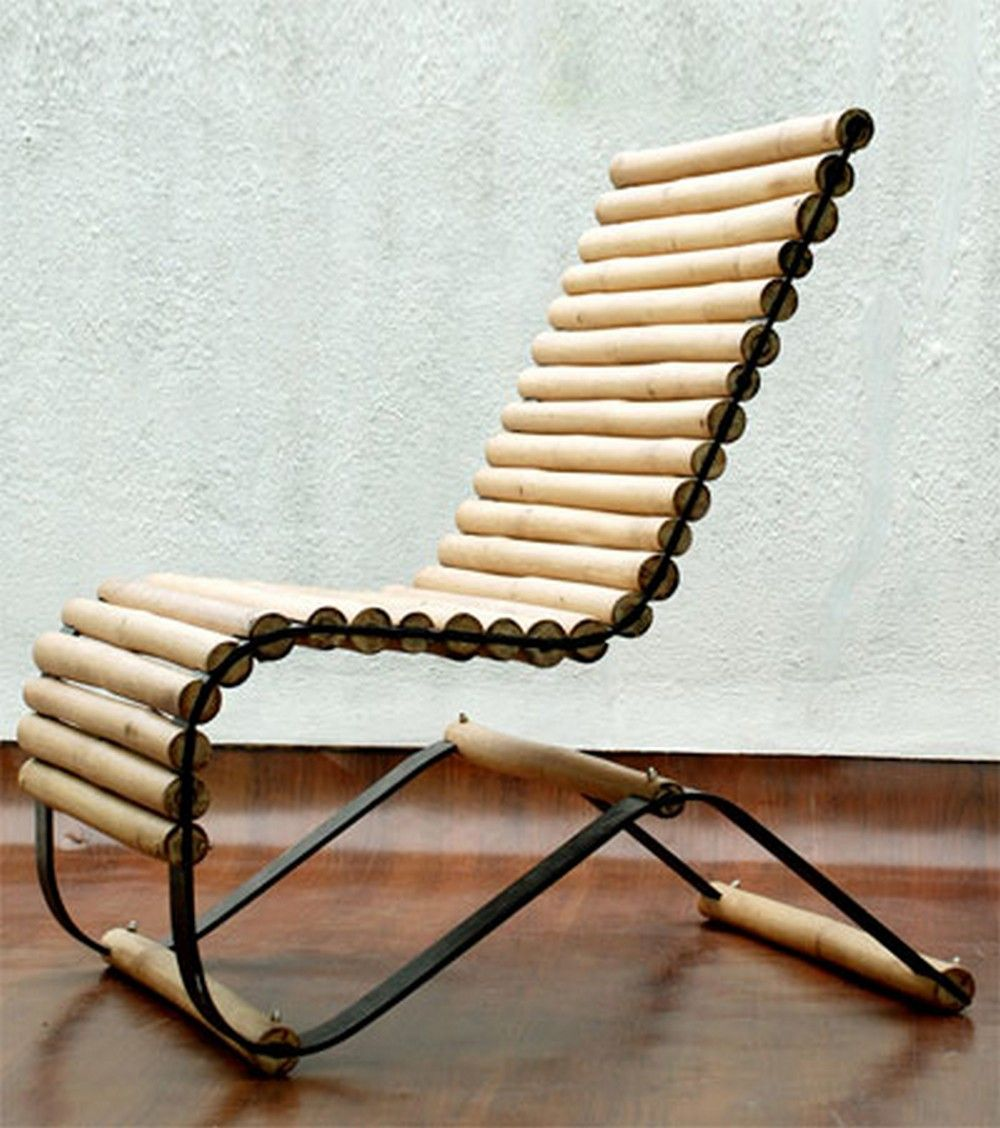 furniture made of bamboo. 115 Industrial Furniture Collection Made Of Bamboo