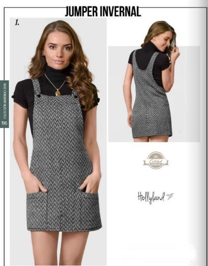 Jumper de Invierno para Damas de la marca Hollyland. Catalogo de ropa price  shoes 950a2fdb913b