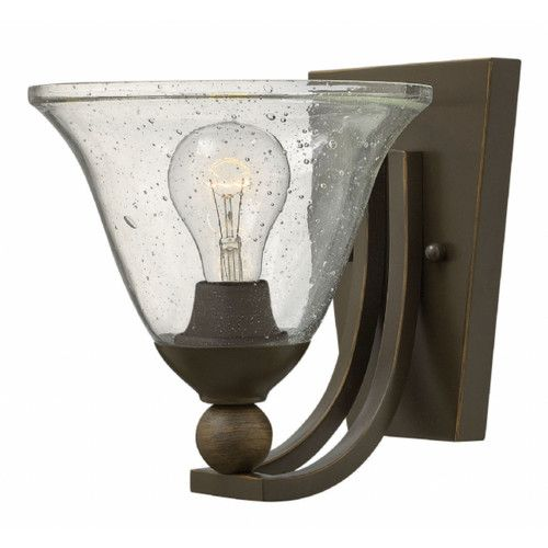 Photo of Bolla Tempest 1-Light Armed Sconce