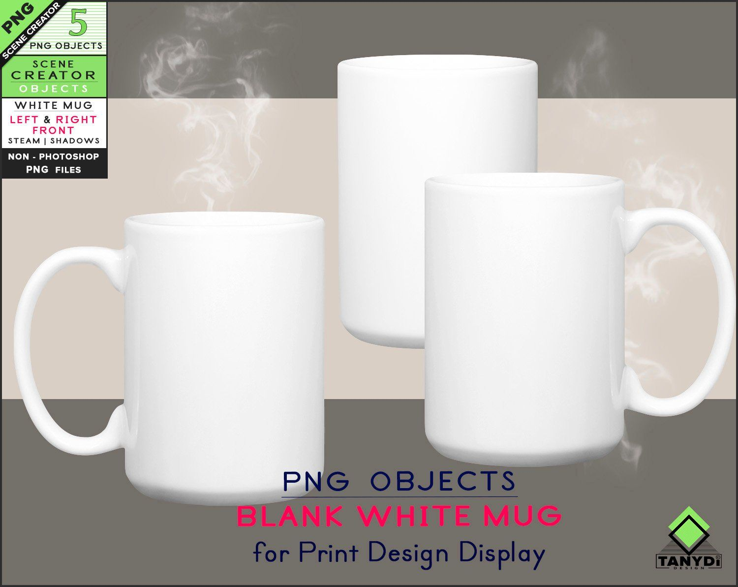 Blank Png Coffee Mug 3 Png White Mugs M10 Left Front Right Mug Png Steam Non Photoshop Scene Creator Drink Objects Do M10 Mugs Scene Creator Coffee Mugs