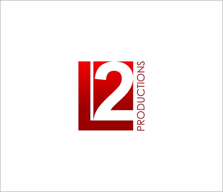 L2 Productions Logo Design By Nyobi72 Logo Design Retail Logos Modern Logo