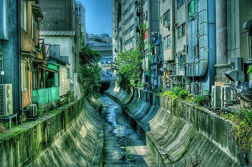 Shibuya Backstreet - Tokyo
