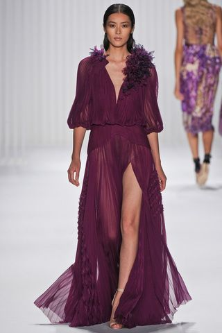 J. Mendel Spring 2013 Ready-to-Wear Collection Slideshow on Style.com