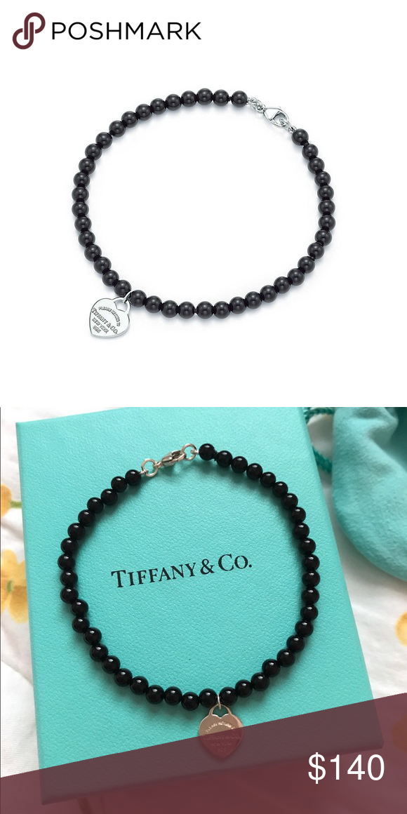 ef110c07d Tiffany & Co. Return to Tiffany Bead Bracelet Like new, worn 2x. Sterling